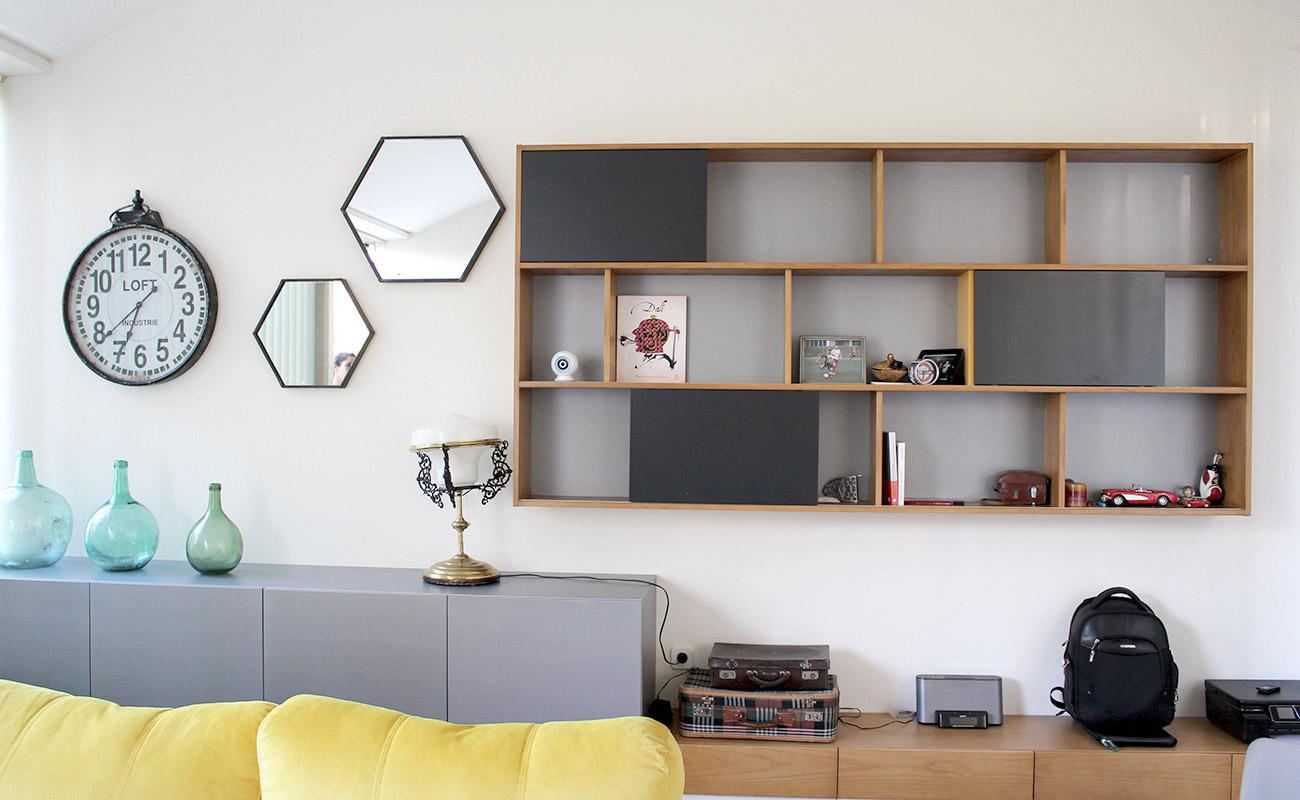 Reforma interior de apartamento en a vaquer a en santiago for Muebles de cocina vicente de la fuente santiago de compostela